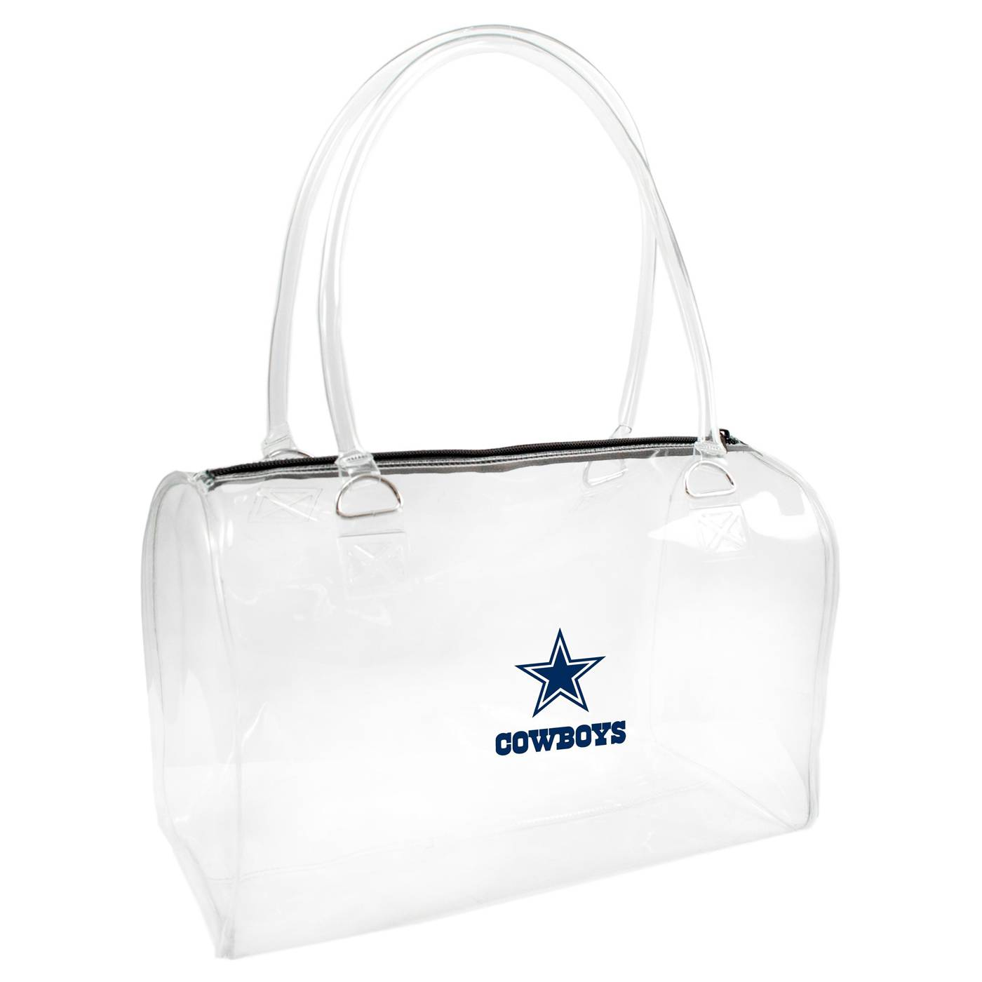 It S About Time There A Fashionable Clear Purse For The Las Dallas Cowboys Bowler Is Nfl Stadium Roved So Fans Can Enter With