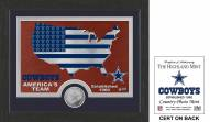 Dallas Cowboys Country Minted Coin Photo Mint