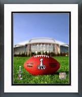 Dallas Cowboys Cowboys Stadium Super Bowl XLV Framed Photo
