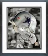 Dallas Cowboys Dallas Cowboys Helmet Spotlight Framed Photo
