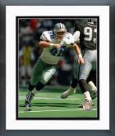Dallas Cowboys Darryl Johnston Action Framed Photo