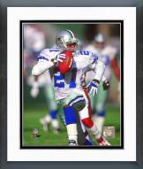 Dallas Cowboys Deion Sanders 1996 Action Framed Photo