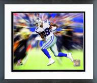 Dallas Cowboys DeMarco Murray Motion Blast Framed Photo