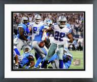Dallas Cowboys DeMarco Murray Touchdown Run 2014 Playoff Action Framed Photo