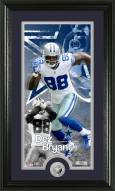 Dallas Cowboys Dez Bryant Supreme Minted Coin Panoramic Photo Mint