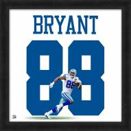 Dallas Cowboys Dez Bryant Uniframe Framed Jersey Photo