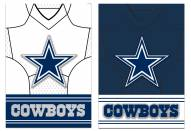 Dallas Cowboys Double Sided Jersey Flag