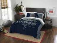 Dallas Cowboys Draft Full/Queen Comforter Set