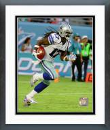 Dallas Cowboys Dwayne Harris 2014 Action Framed Photo