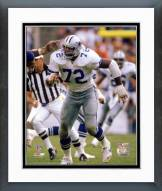 "Dallas Cowboys Ed ""Too Tall Jones 1985 Action Framed Photo"