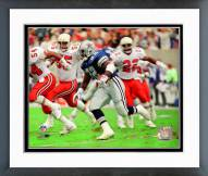 Dallas Cowboys Emmitt Smith 1992 Action Framed Photo