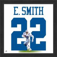 Dallas Cowboys Emmitt Smith Uniframe Framed Jersey Photo