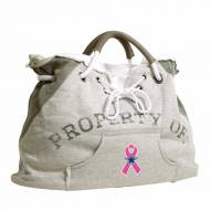 Dallas Cowboys Gray Hoodie Tote Bag