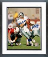 Dallas Cowboys Jason Garrett Action Framed Photo