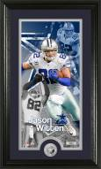 Dallas Cowboys Jason Witten Supreme Minted Coin Panoramic Photo Mint