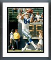 Dallas Cowboys Jay Novacek - Catching ball Framed Photo