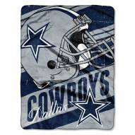 Dallas Cowboys Livin' Large Blanket