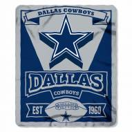 Dallas Cowboys Marque Fleece Blanket