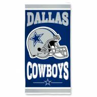 Dallas Cowboys McArthur NFL Beach Towel