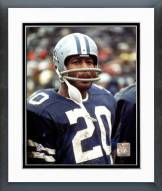 Dallas Cowboys Mel Renfro - On sidelines Framed Photo