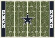 Dallas Cowboys NFL Home Field Area Rug
