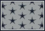 Dallas Cowboys NFL Repeat Area Rug