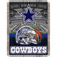 Dallas Cowboys NFL Woven Tapestry Throw
