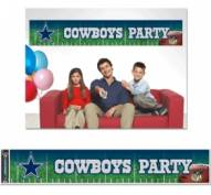 Dallas Cowboys Party Banner