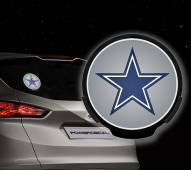 Dallas Cowboys Light Up Power Decal