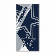 Dallas Cowboys Puzzle Beach Towel