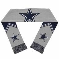 Dallas Cowboys Reversible Stripe Scarf