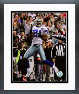 Dallas Cowboys Terrell Owens 2008 Action Framed Photo