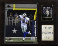 "Dallas Cowboys Tony Romo 12 x 15"" Player Plaque"