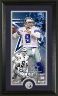 Dallas Cowboys Tony Romo Supreme Minted Coin Panoramic Photo Mint