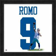 Dallas Cowboys Tony Romo Uniframe Framed Jersey Photo