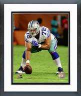 Dallas Cowboys Travis Frederick 2014 Action Framed Photo