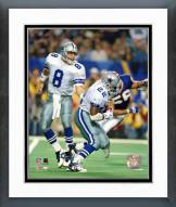 Dallas Cowboys Troy Aikman / Emmitt Smith Framed Photo