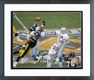 Dallas Cowboys Troy Aikman Horizontal Action Framed Photo
