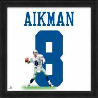 Dallas Cowboys Troy Aikman Uniframe Framed Jersey Photo