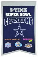Dallas Cowboys Champs Banner