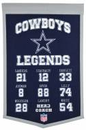 Dallas Cowboys Legends Banner