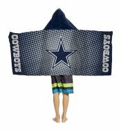 Dallas Cowboys Youth Hooded Towel