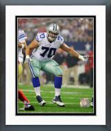 Dallas Cowboys Zack Martin 2014 Action Framed Photo