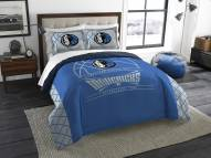 Dallas Mavericks Reverse Slam Full/Queen Comforter Set