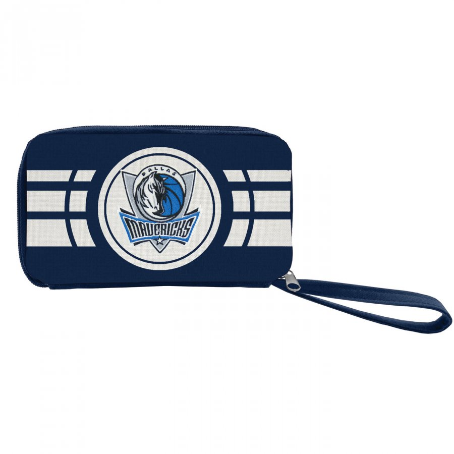 Dallas Mavericks Ripple Zip Wallet