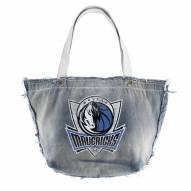 Dallas Mavericks Vintage Tote Bag