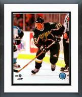 Dallas Stars Brett Hull Action Framed Photo