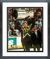Dallas Stars Derian Hatcher Stanley Cup Framed Photo