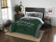 Dallas Stars Draft Full/Queen Comforter Set