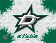 Dallas Stars Logo Canvas Print